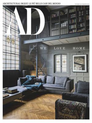 AD | Architectural digest. Las mejores casas del mundo